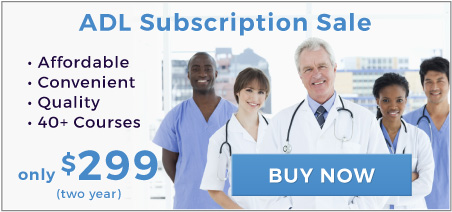 ADL Subscription Sale - Only $299 - Buy Now - Academy of Dental Learning & OSHA Training - Radiography Continuing Education - Ohio - United States